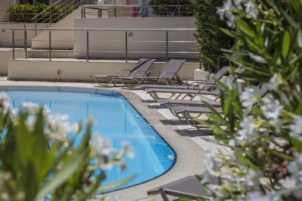 kefalonia apartments with pool