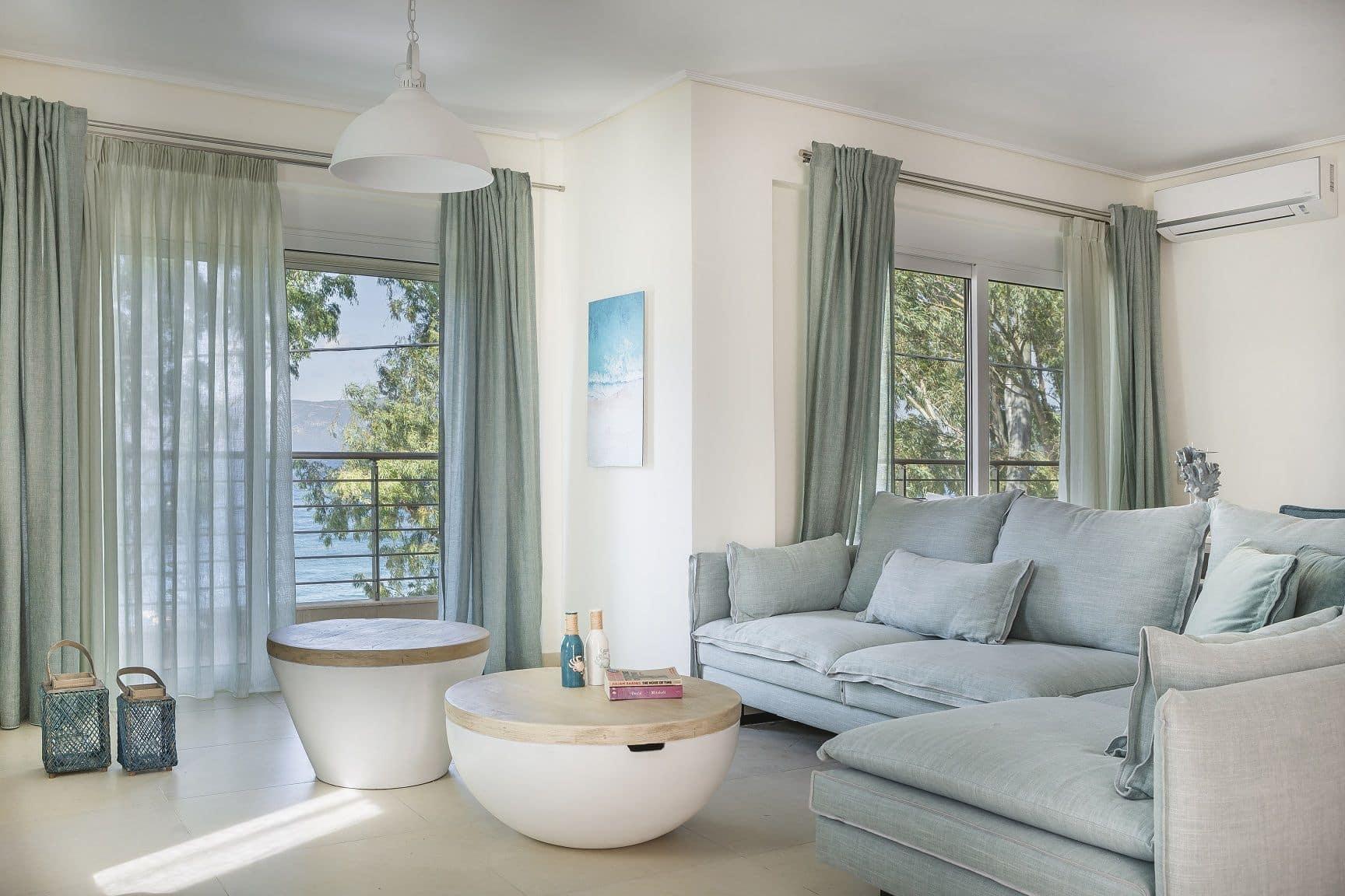 seafront apartment kefalonia