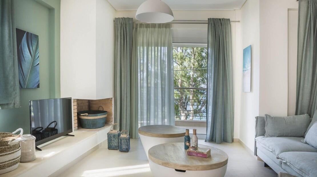 Eucalyptus Apartments.