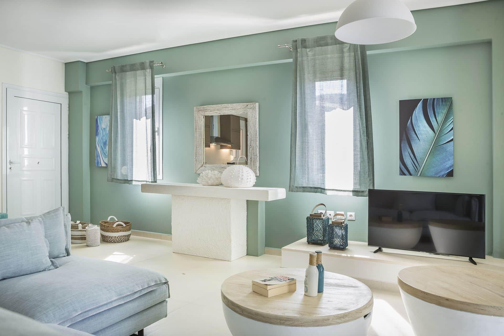 kefalonia luxury apartments